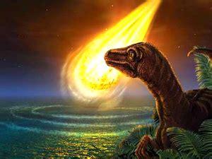 Imagen   Dino meteorito.jpg   Wiki Prehistórico