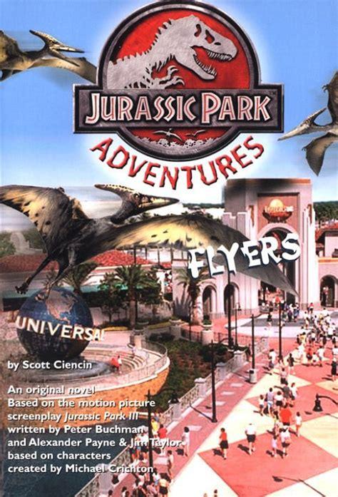 Imagen   Flyers.jpg | Jurassic Park Wiki | FANDOM powered ...