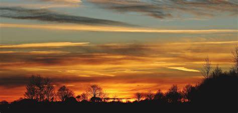 Imagen gratis: cielo, atardecer, naturaleza, amanecer, sol ...