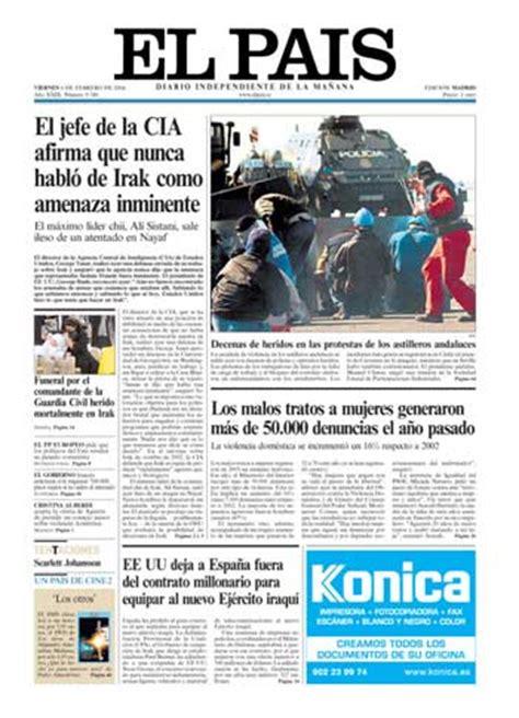 Imagen periodico español EL Pais   grupos.emagister.com