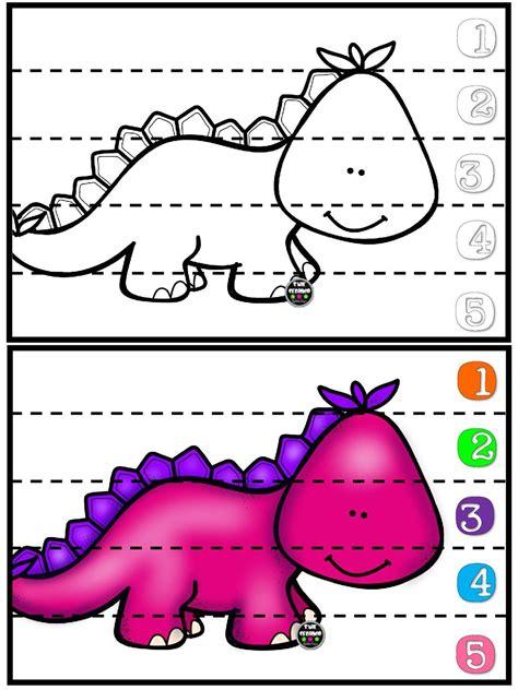 Imagen sobre Actividades de dinosaurios de Maria Jose ...