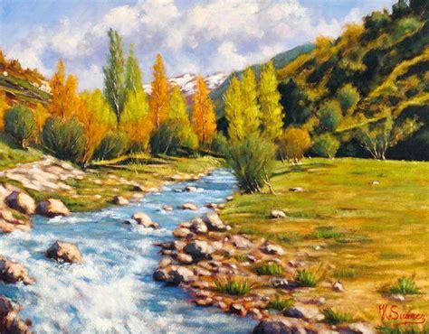 Imágenes Arte Decotativo: Pintura Oleo: Paisaje | Pintura ...