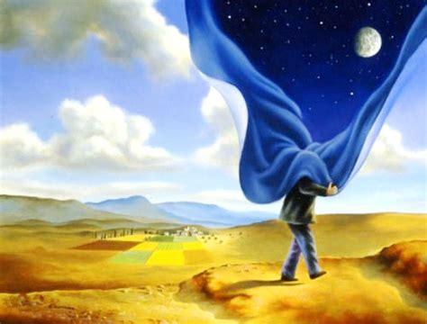 Imágenes Arte Pinturas: Paisajes en Surrealismo, Samy Charnine