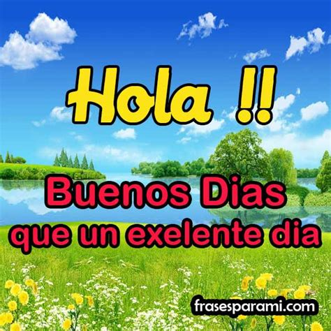 Imagenes bonitas de buenos dias gratis   Frases Bonitas ...