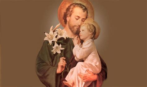 Imágenes bonitas del Día de San José para descargar y ...