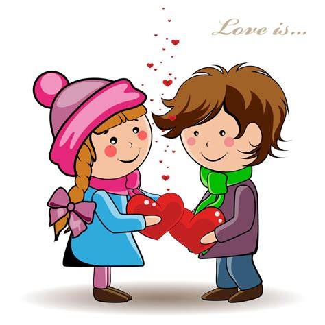 Imagenes Con Corazones Para Desear Feliz dia del Amor y la ...