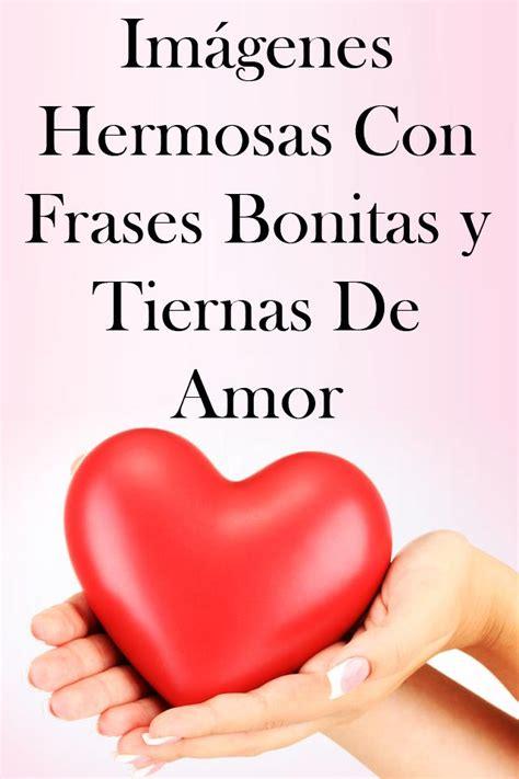 Imágenes Con Frases Bonitas y Tiernas De Amor pour Android ...