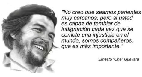 Imágenes con frases célebres de Ernesto  Che  Guevara ...