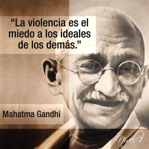 Imágenes con frases célebres y pensamientos de Mahatma ...