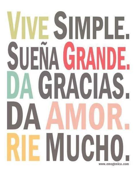 Imágenes con frases en castellano para compartir