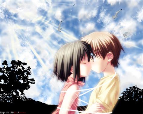Imagenes de Amor Anime : El Unico Sentimiento