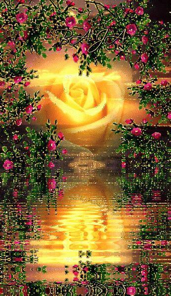 Imágenes de amor con movimiento para compartir con flores ...