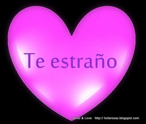 Imagenes De Amor: Corazones Amor Imagenes T EXTRAÑO ...