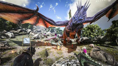Imágenes de ARK Survival Of The Fittest para PS4   3DJuegos