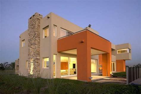 Imágenes de colores para exteriores y fachadas modernas ...