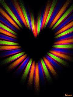 Imágenes de corazones con movimiento para celular
