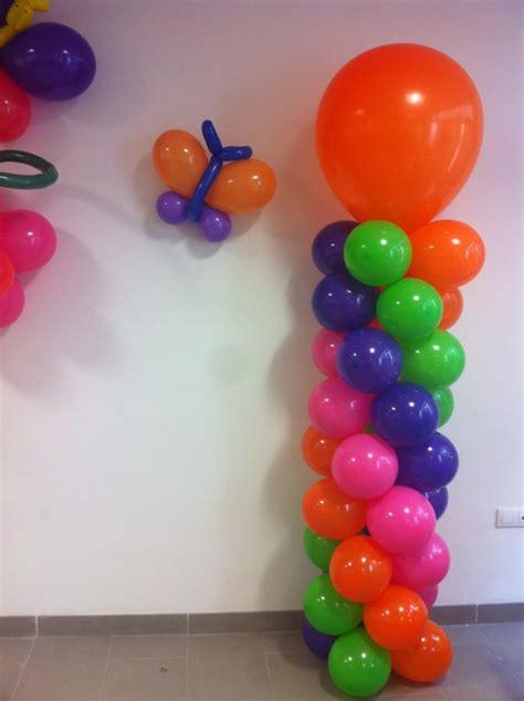 Imágenes de decoración con globos para fiestas infantiles ...