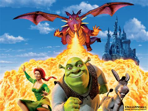 Imagenes de dibujos animados: Shrek