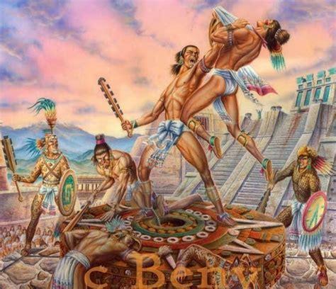 Imágenes de la cultura azteca: símbolos, significados ...