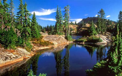 Imagenes de lagos hermosos   Imagenes de paisajes ...