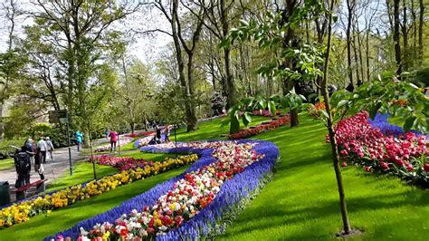 Imagenes De Los Jardines de Keukenhof   Países Bajos