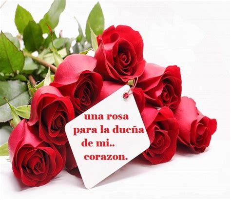 Imagenes De Ramos De Rosas Con Frases Bonitas De Amor ...