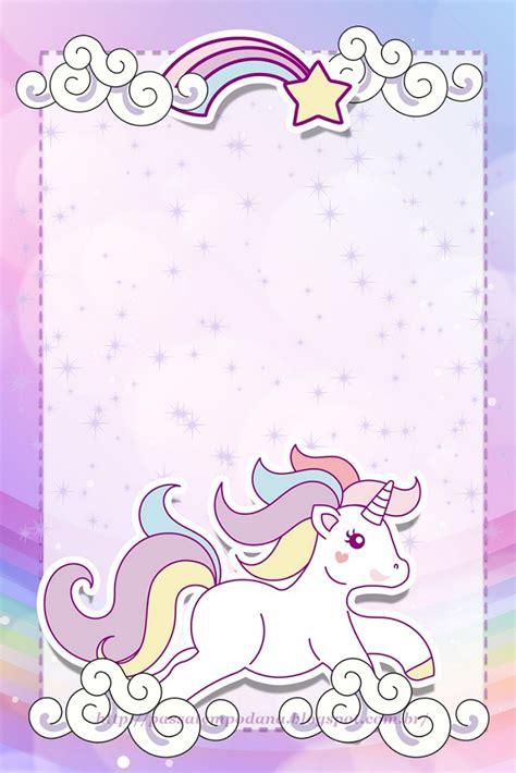 Imágenes de unicornios para descargar listas para imprimir ...
