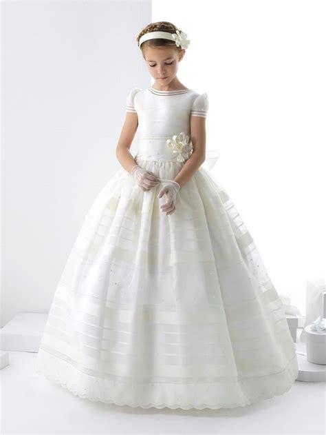 imagenes de vestidos de comunion tipo princesa | Vestidos ...