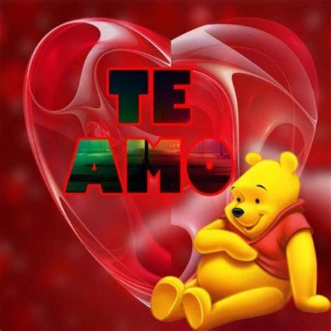 Imágenes de Winnie Pooh con mensajes tiernos de amor ...