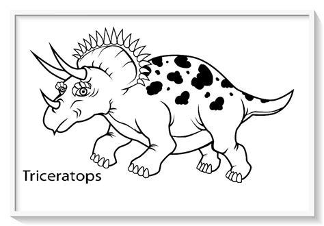imagenes para colorear dinosaurios carnivoros    Dibujo ...