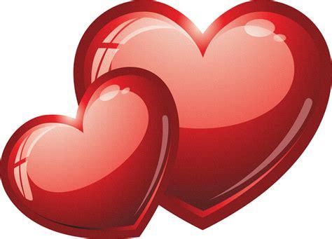 Imagenes Tiernas de Amor: Imágenes de corazones rojos