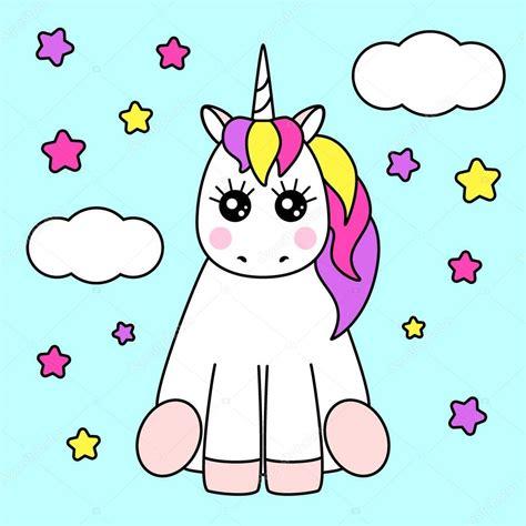 Imágenes: unicornio infantiles | Personaje de dibujos ...