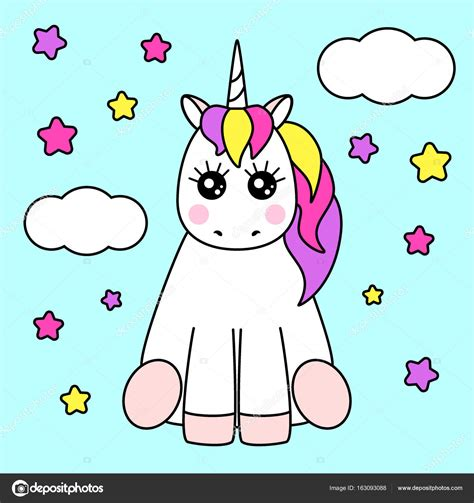 Imágenes: unicornio infantiles   Personaje de dibujos ...