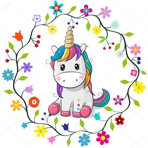 Imágenes: unicornios animados | Dibujos animados unicornio ...