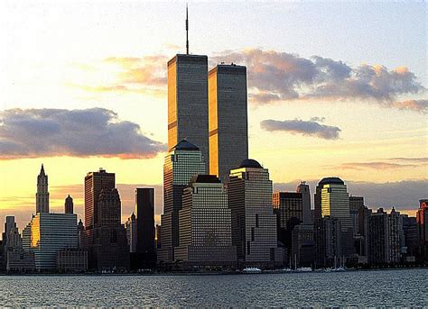 Images of the World Trade Center, 1970 2001