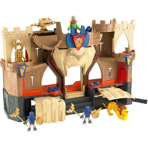 Imaginext New Lions Den Castle   Walmart.com   Walmart.com