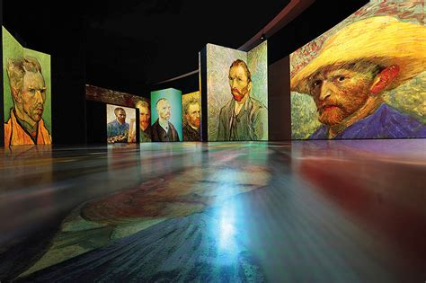 Immersive Van Gogh art exhibit to open in Manila | ABS CBN ...
