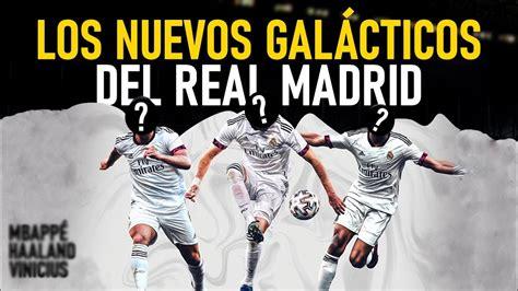 ¡IMPARABLE! EL NUEVO TRIDENTE GALÁCTICO DEL REAL MADRID ...