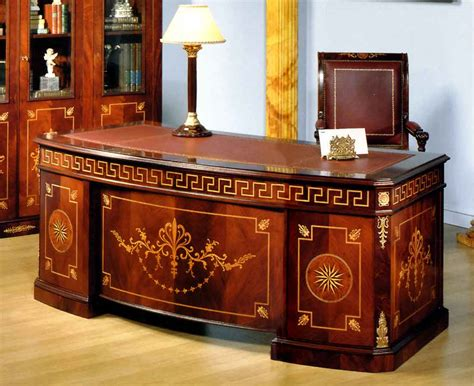 » Imperial Office Room Furniture in Spanish Style Top and ...