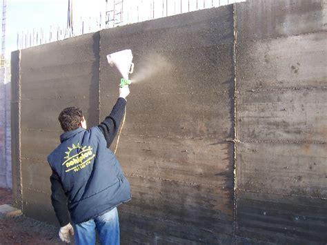 Impermeabilizacion de muros exteriores – Materiales de ...