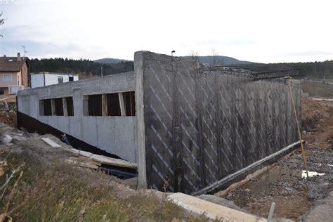 Impermeabilización muros sótano a terreno   Casa Pasiva ...