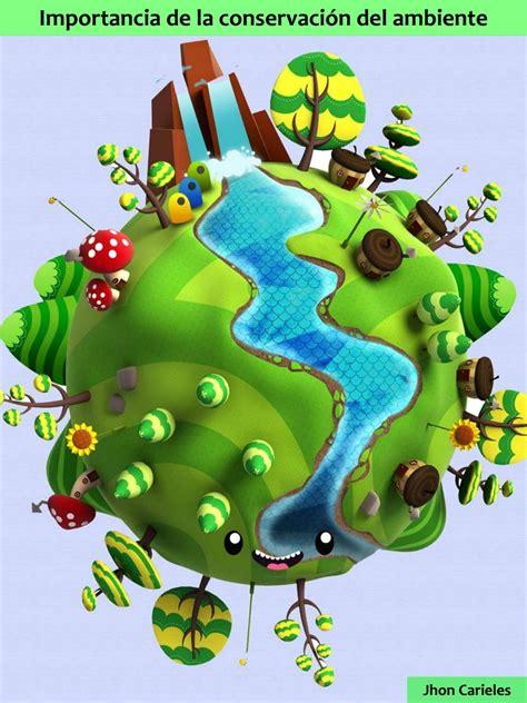 Importancia de preservacion del medio ambiente by Jhon ...