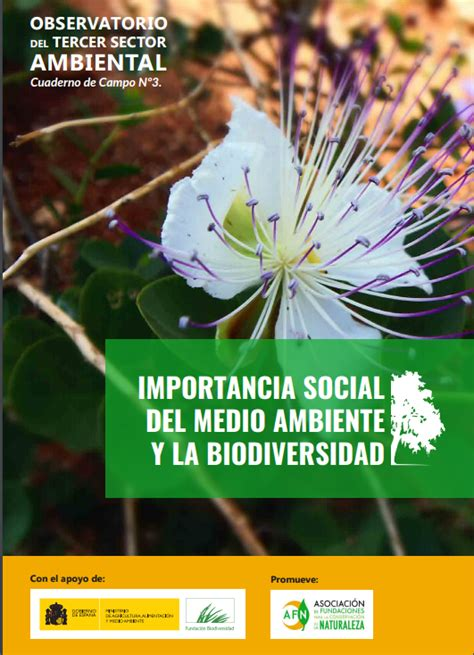 Importancia Social del Medio Ambiente y la Biodiversidad ...