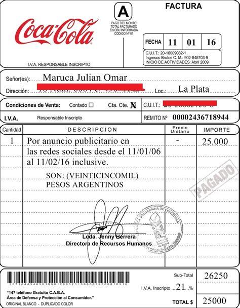 Importante  $  Suma para July3P desde Coca Cola   Off ...