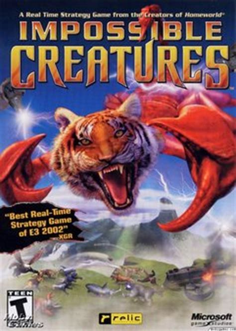 Impossible Creatures PC Game « Skidrow & Reloaded Games
