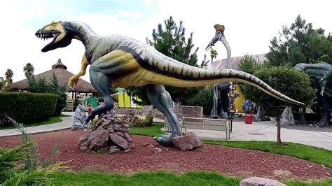 Impresionante Parque de Dinosaurios en Pachucha el ...