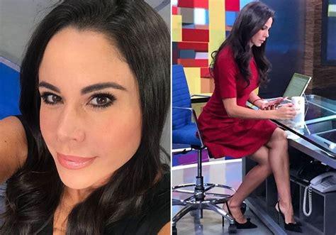 """Impresionante!"""": la reconocida periodista Paola Rojas en ..."""