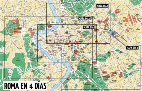 imprimir Italia lugares de interés mapa monumentos pdf ...