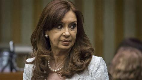 Imputaron a Cristina Kirchner y pidieron su desafuero ...