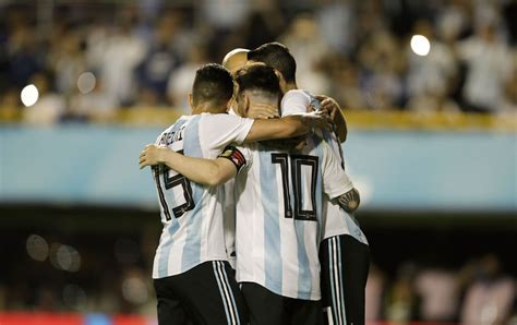 In a Victory for BDS, Argentina's National Soccer Team ...